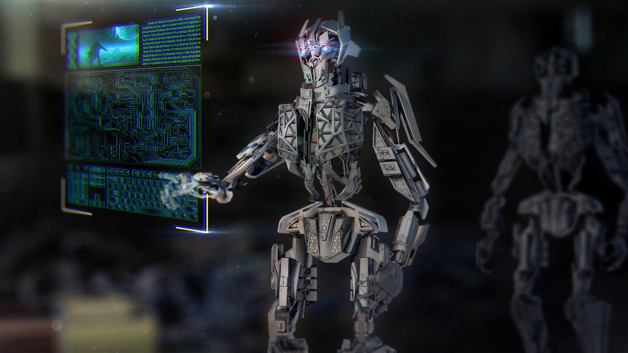 robot agogino